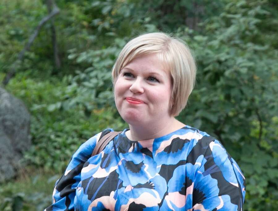 Ministeri Saarikko