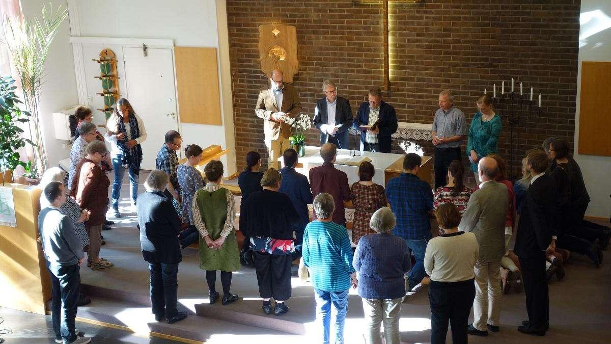 Syksyn Lähetyskurssi Alkoi Raamattuopistolla – Lähetysyhdistys Kylväjä
