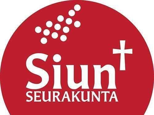 Siun seurakunta -hankkeen logo
