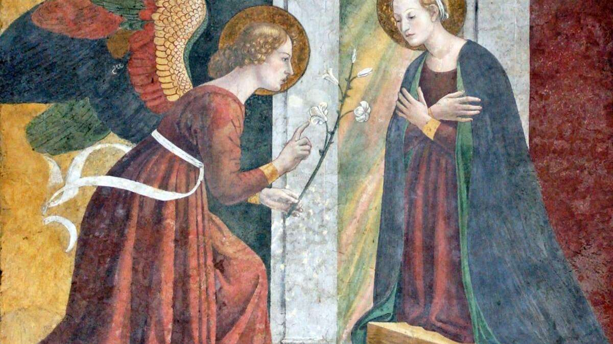 Marian Ilmestyspäivä