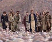 Jeesus ja opetuslapset