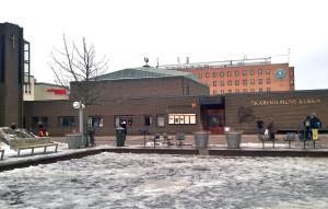 skarholmenin kirkko