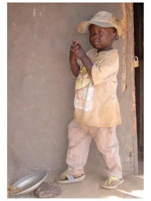 Ugandan Poika