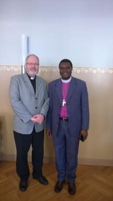 Piispa ja mä
