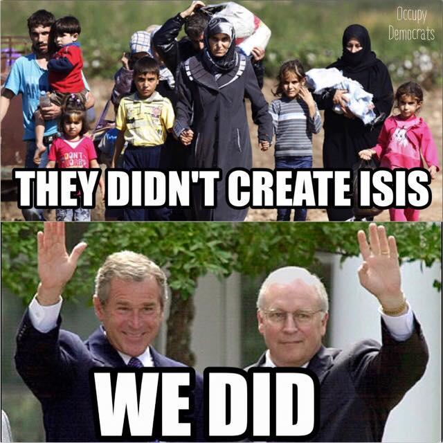 Isisin perustajat